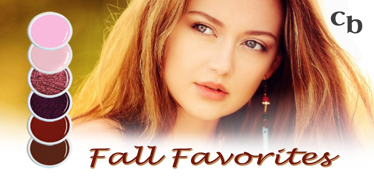 Fall Favorites Farbgel Set