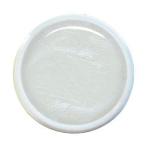 Farbgel Metallic Weiss