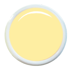 Farbgel Pastell Gelb