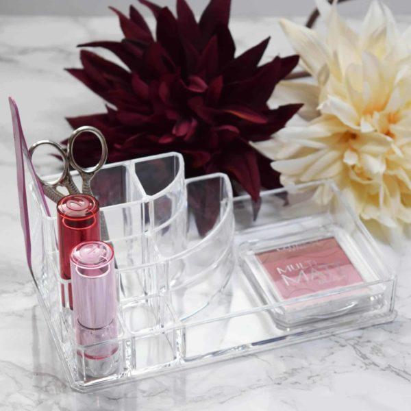 Beauty Organizer Display 3-stöckig Hygiene im Nagelstudio