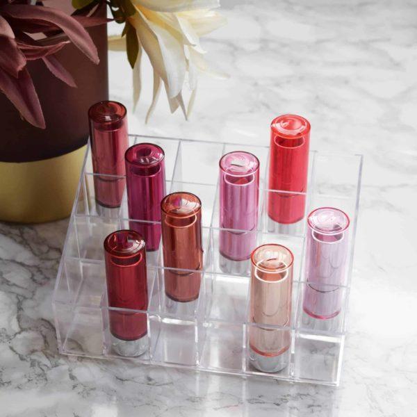 Lippenstift Beauty Organizer Display