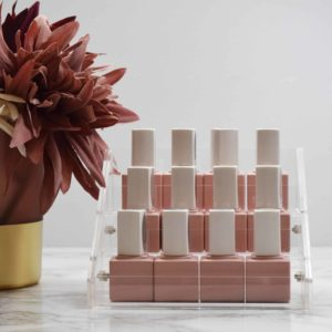 Nagellack Beauty Organizer 3 Etagen klein