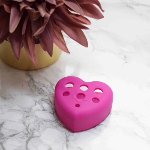 Pinselreiniger Herz