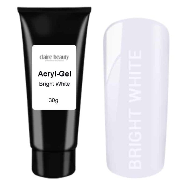 Poly Gel Weiss Bright