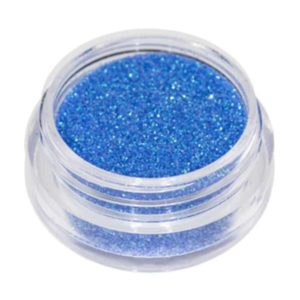 Glitter Puder Nailart