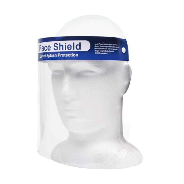 Plexiglasvisiermasken-Gesichtsschutz