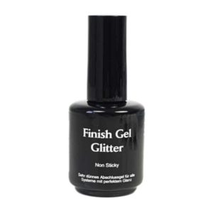 Finish Gel Glitter Versiegler