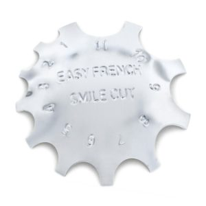 French Smile Cut