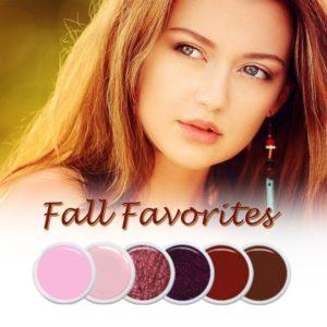 Fall Favorites Farbgel Set