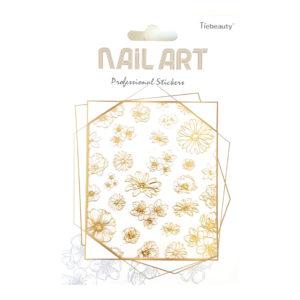 Nail Sticker Blumen
