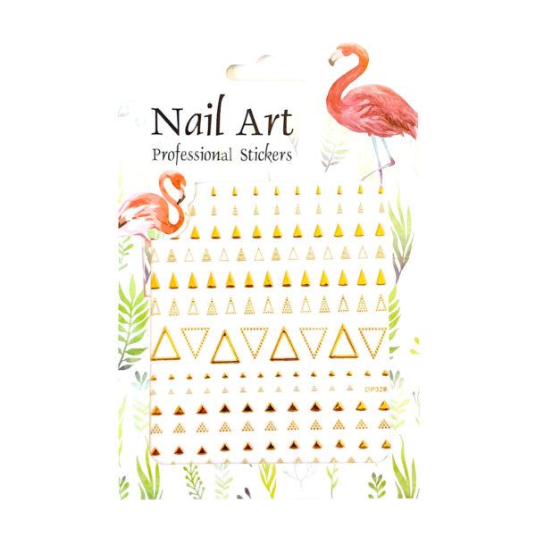 Nail Sticker Triangle