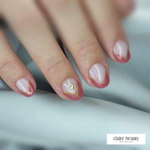 Nail Sticker V-Form 3D