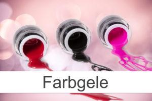 Nails Shop Gel & Acryl Gel Nägel Farbgel