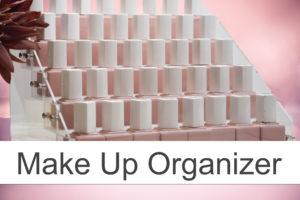 Nageldesign Zubehör Make Up Organizer