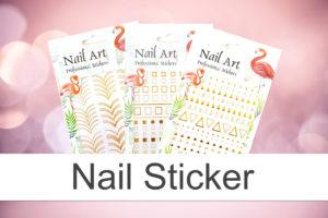 Nailart Nail Sticker
