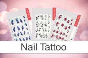 Nailart Nail Tattoo