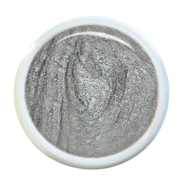 Farbgel Metallic Silber Farbgel Set