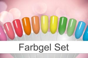Farbgel Set