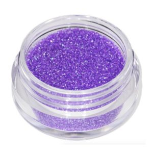 Glitter Puder Purple